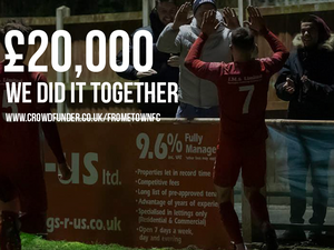 Project: Frome Town Raising £20k with #BA11 campaign