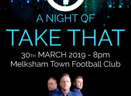 A night of Take That!