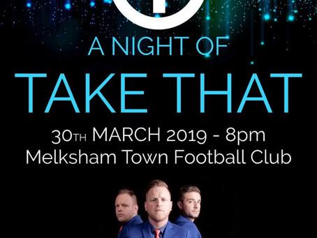 A night of Take That!