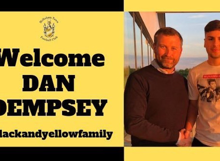 New player- Dan Dempsey