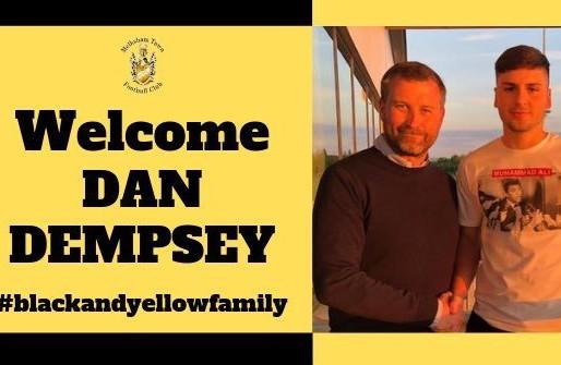 New player- Dan Dempsey