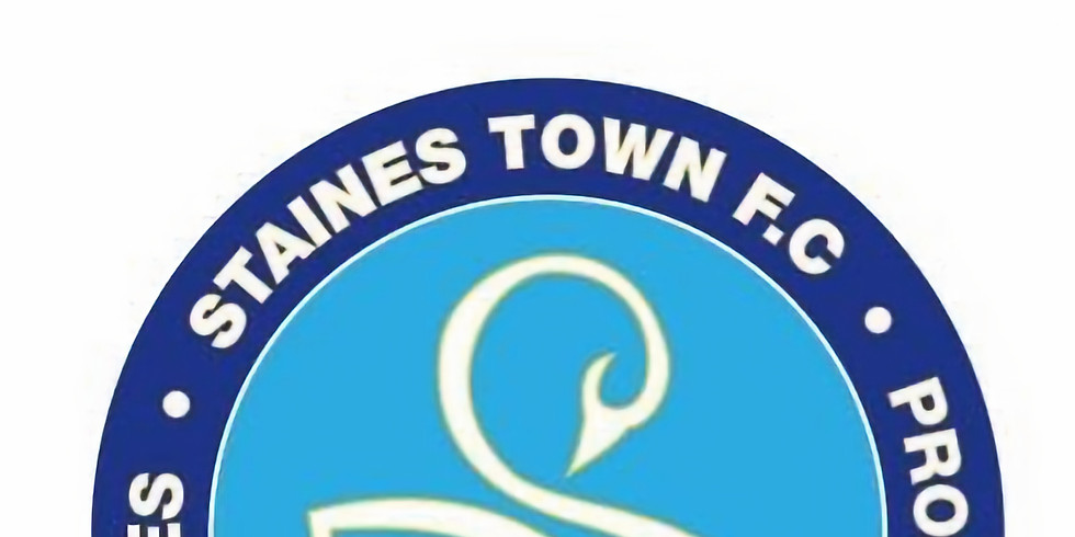 (A) Staines Town