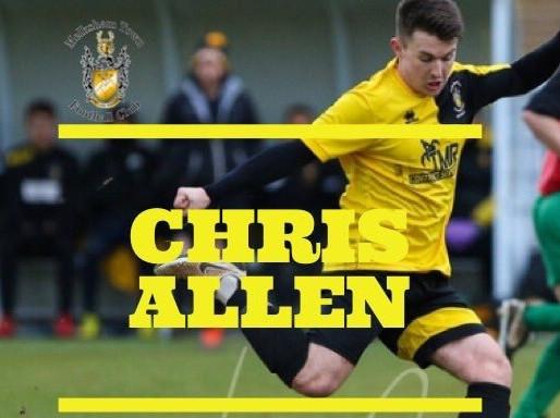 Chris Allen returns to MTFC