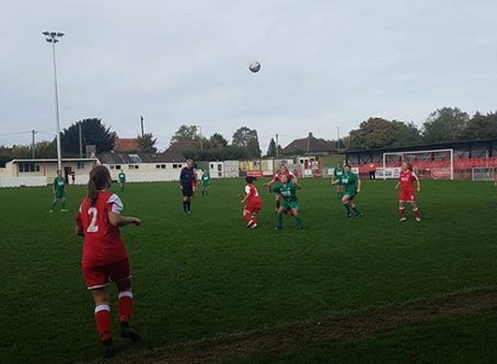 Frome Town Ladies 11-0 Penmill