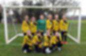 U13 Girls Yellow