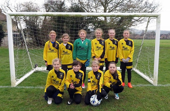 U13 Girls Yellow