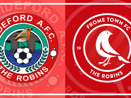 Report: BideforD 2-1 Frome