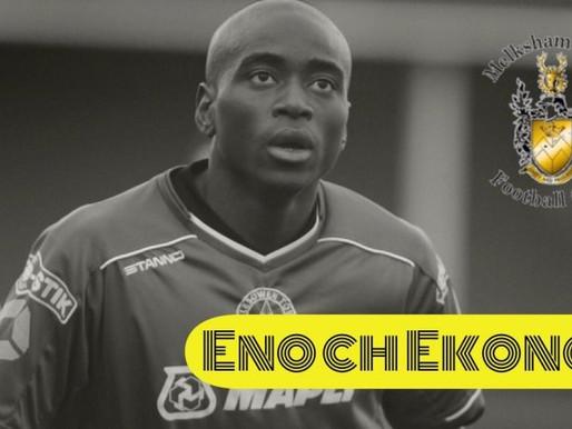Enoch Ekongo joins MTFC