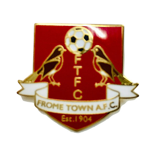 Retro - Pin Badge
