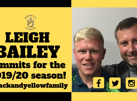 Leigh Bailey commits to MTFC