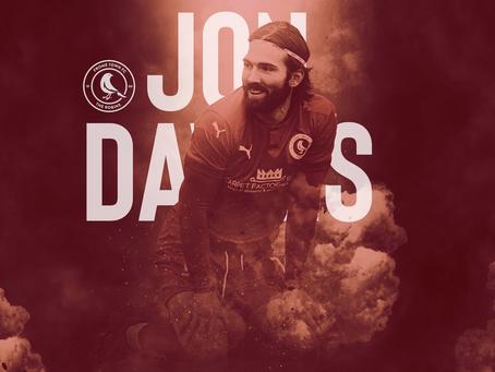 Jon Davies Commits