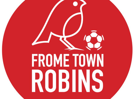 YOUTH: Glastonbury 1-1 Frome Town