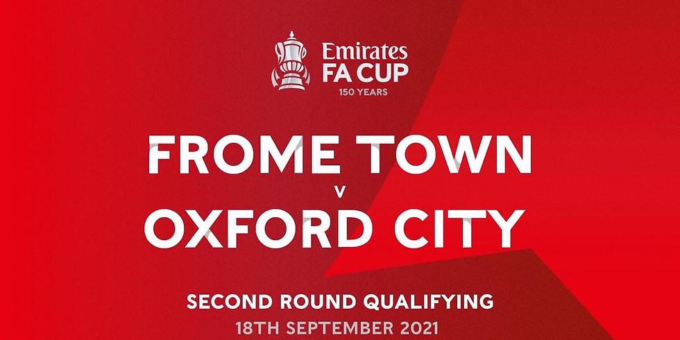 FA CUP - (H) Oxford City