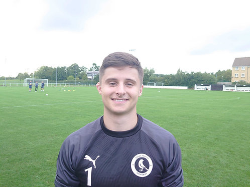 James Carey - Player Sponsorship