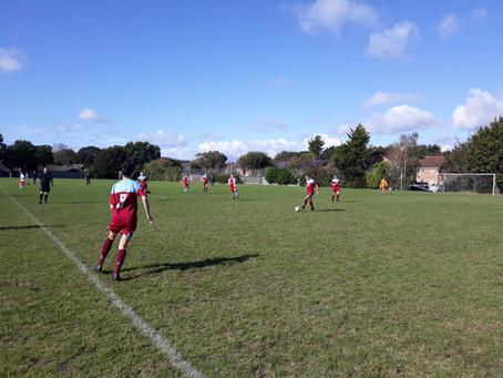 u18s: Poole Town 1 v 1 Hamworthy United