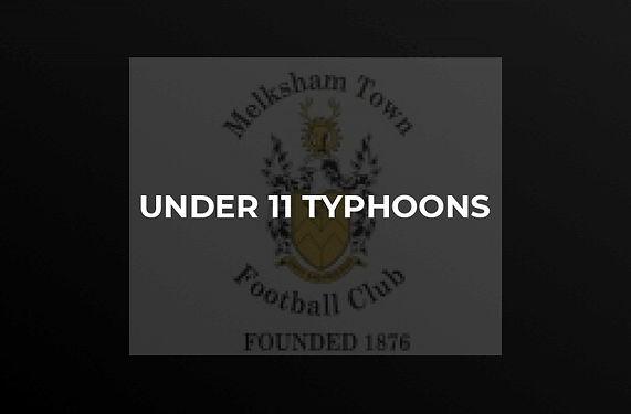 U11 Tornadoes