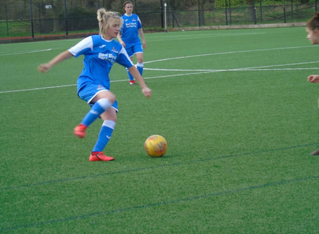 Womens: Bishops Lydeard 4-0 Frome (semi-final)