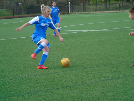 Womens: Bishops Lydeard 4-0 Frome (semi-final)