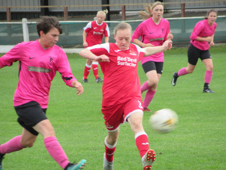 Frome Town Ladies 3 Purnell Sports 1