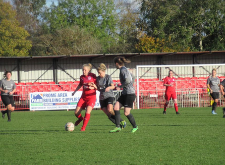 Womens: SWLC - Frome 1-2 Sherbourne