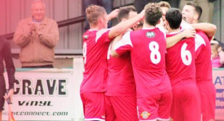 Frome Town 3 Dunstable Town 0