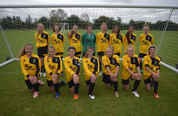 U15 Girls Black