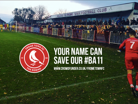 Crowdfunder: Your name can help save our #BA11 community