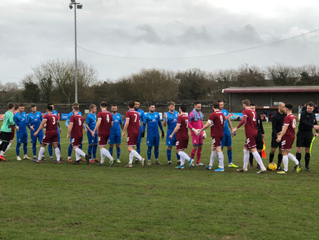 Report: Paulton 2-2 Frome