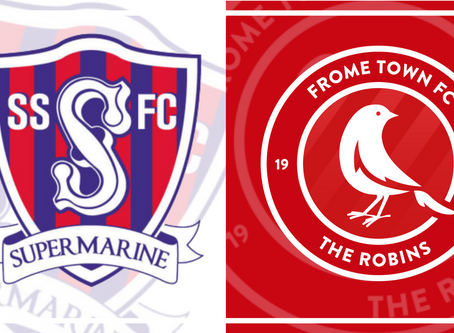 Report: SWindon SM 1-1p Frome