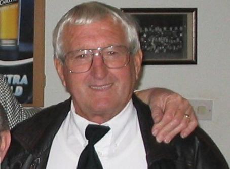 CLUB LEGEND: 'Johnny' Gravell