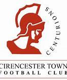 Next up- Cirencester Town V Melksham Town