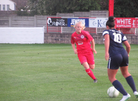 REPORT: Frome Town Women 0-3 Whitman College
