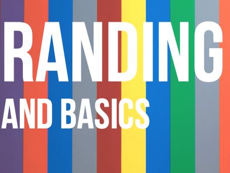 Brand Basics - Understanding terminologies