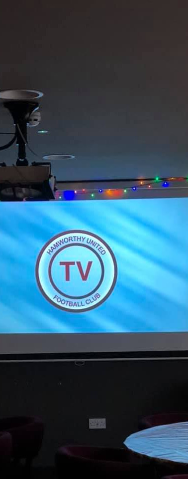 Projection screen available