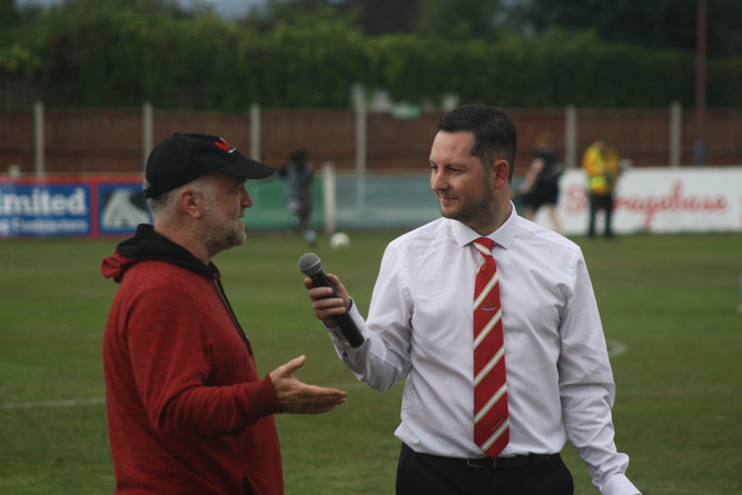 On pitch interviews