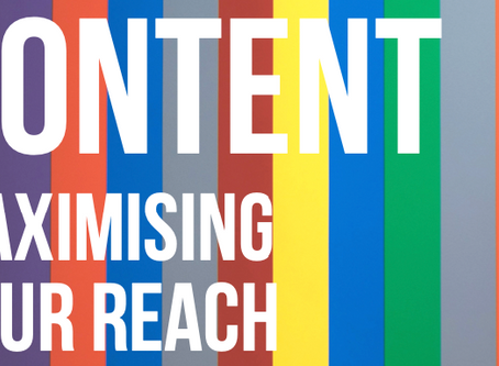 Maximise your content
