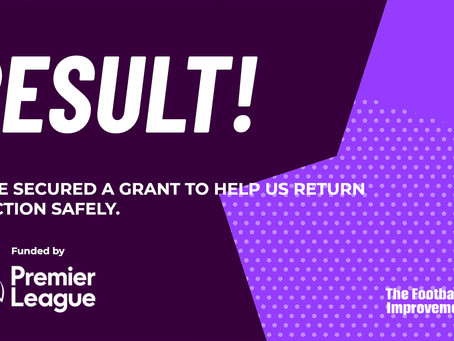 RESULT: The Robins Recieve Support From The Matchday Support Fund!