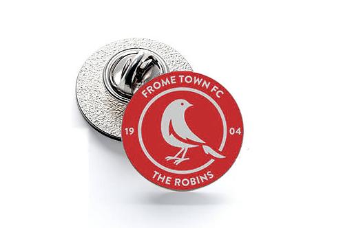 New Pin Badge