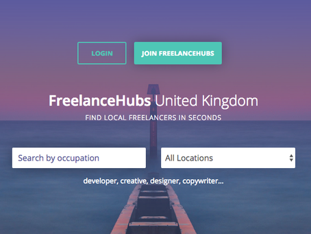 Freelance Hubs goes live: Sign up whilst you can!