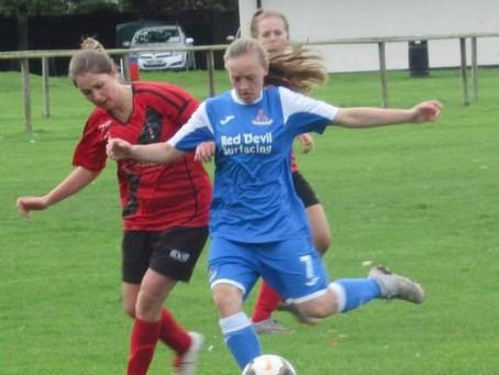 FTL: Burnham 1 - 4 Frome Town Ladies