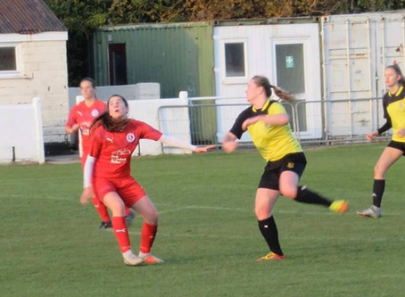 Womens: Frome 1-1 Trowbridge