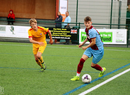 DEV: Hamworthy United 8 - 1 Lymington Town Reserves