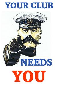 Melksham needs Volunteers