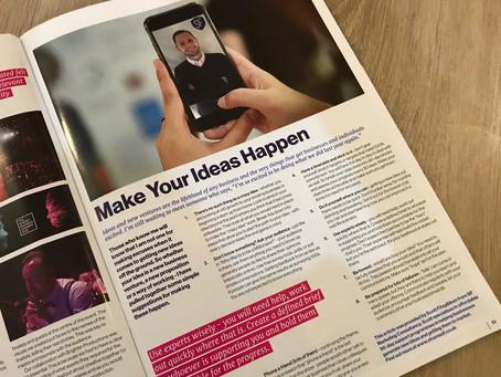 Make your ideas happen