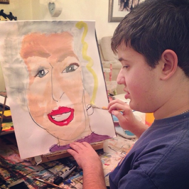 Jake Chodosh, Artist