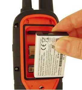 Batterie Alpha 100 pour Alpha 100 Garmin