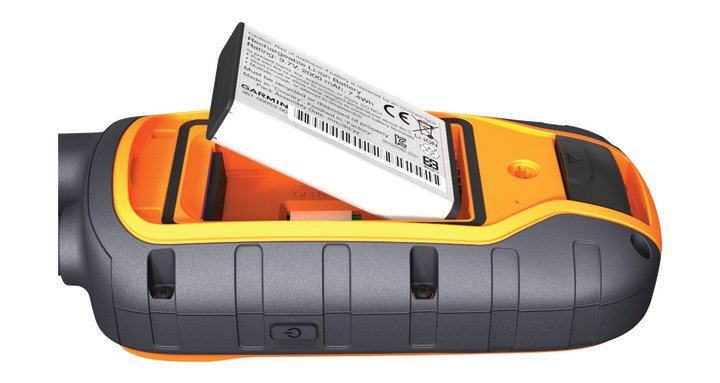 Batterie pour Alpha100 Garmin