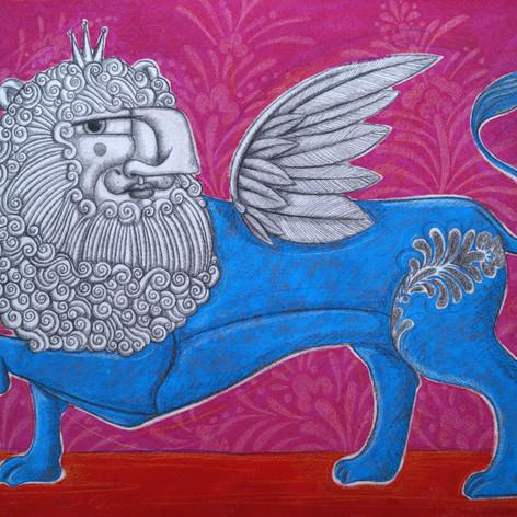"""""""El León de San Marcos"""""""