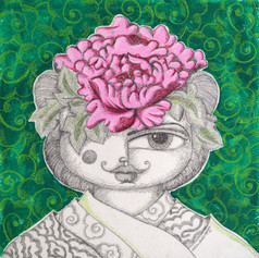 """""""Miko la del Crisantemo Rosa"""""""