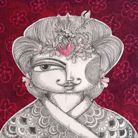 La dama del Sakura
